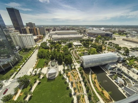 6 Finalists Announced for ULI's 2015 Urban Open Space Award | green streets | Scoop.it