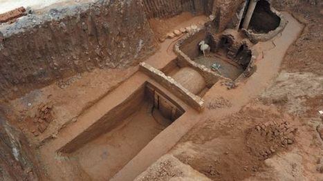Tomb holding ancient Chinese warrior discovered | Archaeology News | Scoop.it