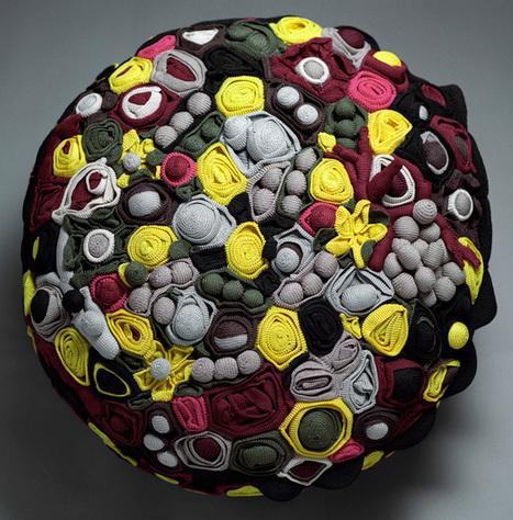 Monomoka : le mobilier au crochet | Blog tissus | DESIGN | Scoop.it