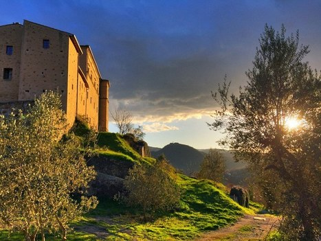 Inside the first ever wine and yoga retreat - set in stunning Tuscany | Italia Mia | Scoop.it