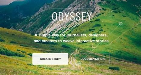 Crea mapas interactivos y cuenta historias | RECURSOS TIC EN EDUCACIÓN | Scoop.it