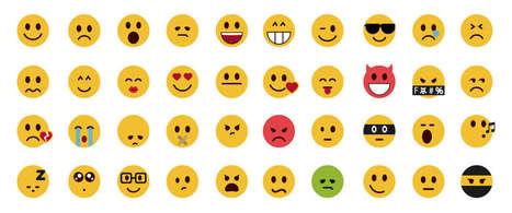 Infographic: zo worden emoticons gebruikt | Sociale netwerken | Scoop.it