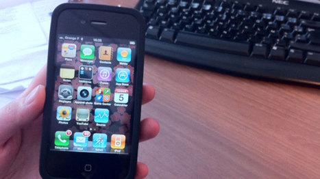 """L'appli """"WhatsApp"""" accusée de violer la vie privée - High-Tech - TF1 ...   Le Droit des NTIC   Scoop.it"""