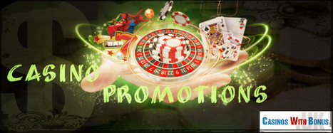 Latest information about Casino Promotions | Online Casino Games With Bonus | Scoop.it