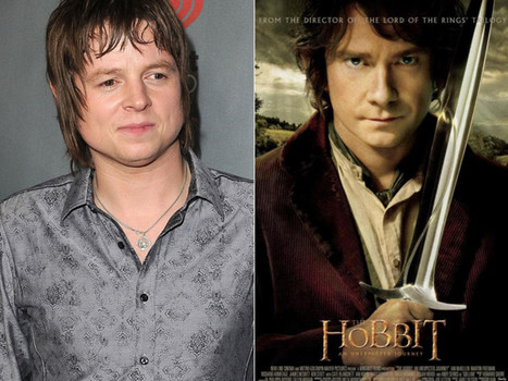 Celebrities Who Look LIke Hobbits   curious news   Scoop.it
