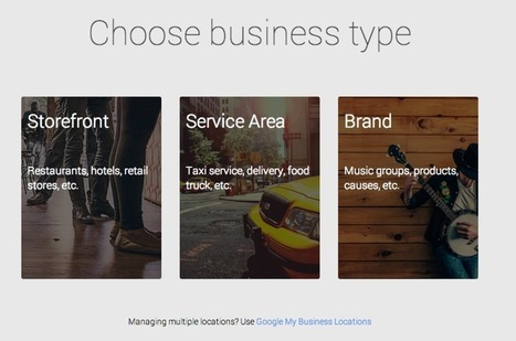 "How Non-Local Google+ Brand Pages Benefit From ""Google My Business"" 