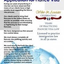 Fiancee Visa Application   Visual.ly   K1 Fiance Visa Lawyer in Minneapolis   Scoop.it