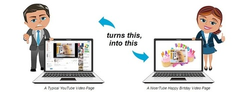 A Nicer Way To Share YouTube™ Videos! | Going Digital | Scoop.it