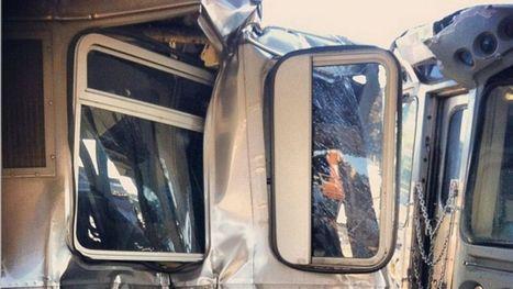Empty Runaway Train Crash Makes Chicago Authorities Suspicious - ABC News   Da Woyld   Scoop.it