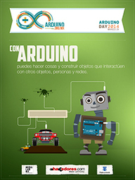 ARDUINO DAY | Maestr@s y redes de aprendizajes | Scoop.it
