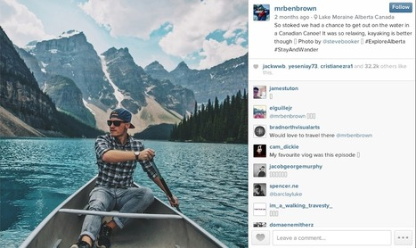 The Changing Relationship Between Travel Brands and Instagram Influencers | Tourism : StoryTravelling | Scoop.it