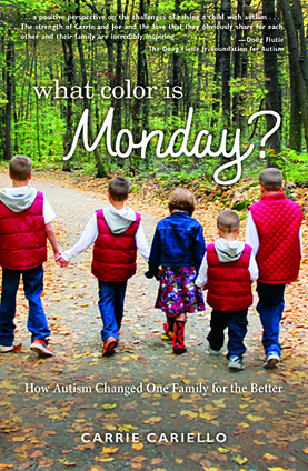 What Color is Monday? by Carrie Cariello is the latest book from Riddle Brook Publishing | Riddle Brook Publishing | Scoop.it