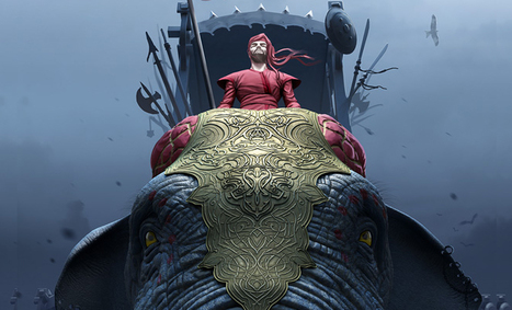 20 Inspired 3D Characters and Illustrations by Nikita Veprikov   Contemplación   Scoop.it