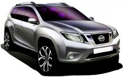 Nissan Terrano | Cars & Bikes | Scoop.it