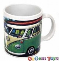 Green Kombi Mug   Online News for Games, Puzzles and Toys   Scoop.it