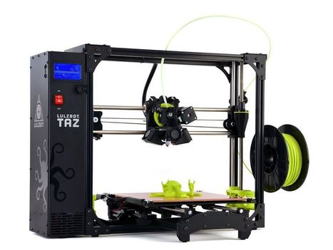 LulzBot Taz 6 Review | 3D Forged | Tech | Scoop.it