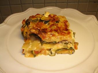 Ett öppet fönster: Vegetarisk lasagne | Recipe collection | Scoop.it