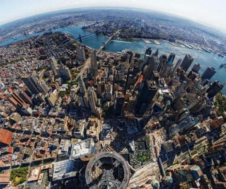 Get a glimpse of New York City from atop 1 World Trade Center [VIDEO] | I Can Do That! | Scoop.it
