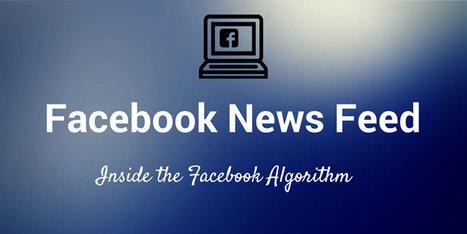 Social Media:Les 25 paramètres qui pourraient vraiment donner plus de visibilité à vos contenus sur Facebook | Le Social Média | Scoop.it