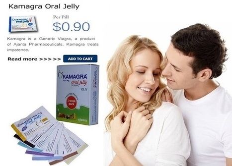 Kamagra jelly is wonderful anti-impotent pills for ED | Birth Control | Scoop.it