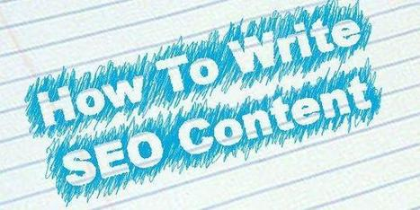 8 Basics For Great SEO Content Writing | Brandedlogodesigns | Scoop.it