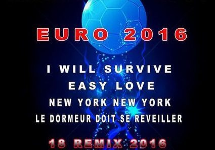 I will survive par Galleon et Strez pour l'Euro 2016 | Communiquaction | Communiquaction News | Scoop.it