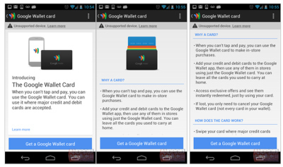 'Google Wallet card' leak points to weakness in NFC mobile payments   mobile solution   Scoop.it