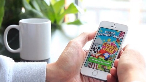 App.io Turns iOS Apps Into Playable Mobile Ads | Tap - Swipe - Pinch | Scoop.it