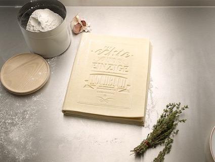 World's First 'Edible' Cookbook   LibraryLinks LiensBiblio   Scoop.it