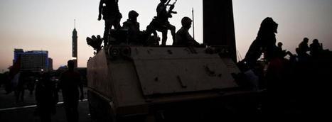 """L'Observatoire des Droits de l'Homme reproche au gouvernement intérimaire de l'Egypte sa politique de """"tolérance zéro"""" à l'égard de toute forme d'opposition   Égypt-actus   Scoop.it"""