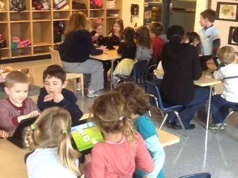 My PaperUsing iPads to Support Social Learning in Kindergarten | Action Research | Scoop.it