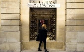 Louis Vuitton, la marque star partout dans le monde - Le Républicain Lorrain | Personal branding - ETRE à sa juste place | Scoop.it