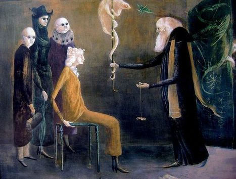 Mujeres Pintoras: Leonora Carrington, la última surrealista | Arte y Cultura en circulación | Scoop.it