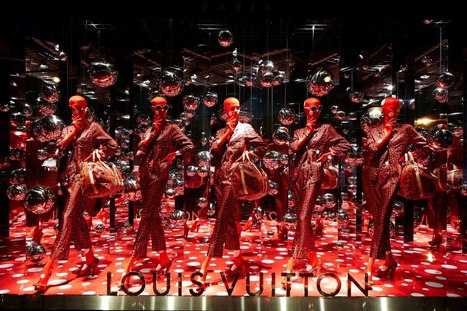 Louis Vuitton: borse per l'inverno 2012-2013 | Luxury & Technology | Scoop.it