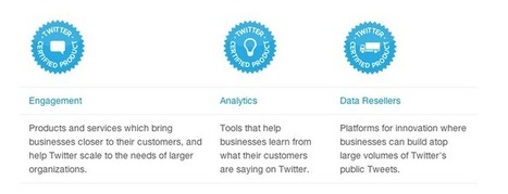 Twitter's Certified Products Program Adds New Members, A New Manager And New Verticals | ZeeMedia | Scoop.it