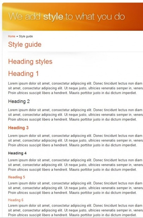 What is a style guide and why would I need one? | Glo Digital | apuntes sobre diseño | Scoop.it