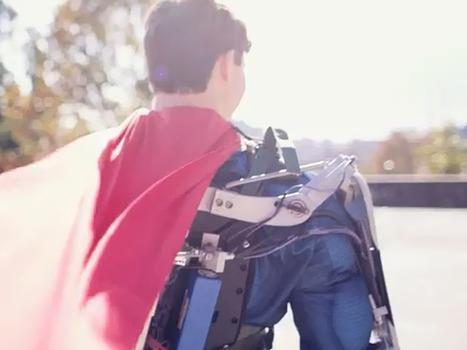 Ouvriers, handicapés, soldats... les exosquelettes sont vos amis - Rue89 | NBIC | Scoop.it