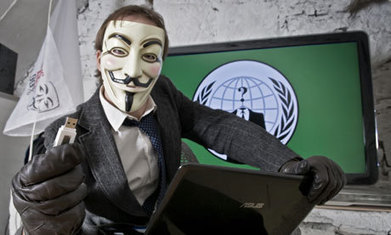How Anonymous have become digital culture's protest heroes | Digital Protest | Scoop.it
