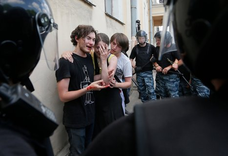Gays in Russia Find No Haven, Despite Support From the West | Daily Crew | Scoop.it