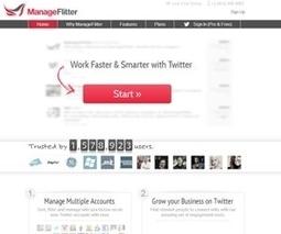 10 outils pour optimiser son compte Twitter | Social Media Curation par Mon Habitat Web | Scoop.it