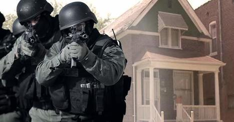 SWAT Raids Wrong Home, Breaks Windows, then Issues Family Citation for Broken Windows | Criminal Justice in America | Scoop.it