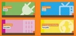 « Climat en jeux » - Des jeux-questionnaires sur les enjeux climatiques | Ressources d'apprentissage gratuites | Scoop.it
