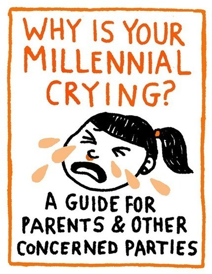 Why Is Your Millennial Crying? | TalentCircles | Scoop.it