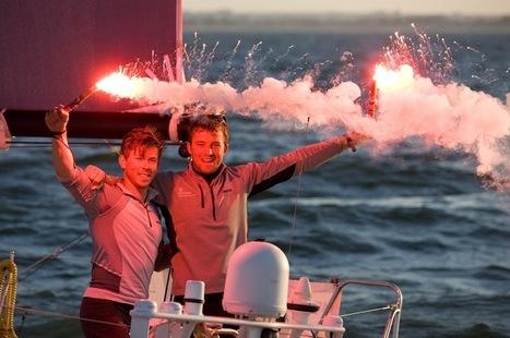 Normandy Channel Race 2015- Paroles de skippers ! | Marc Lepesqueux | Scoop.it