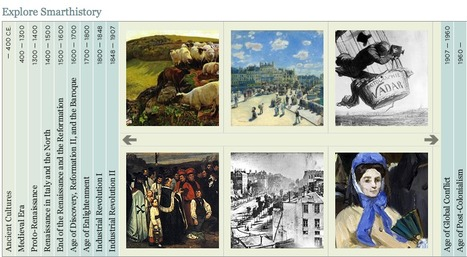 Smarthistory: a multimedia web-book about art and art history | Technologies numériques & Education | Scoop.it