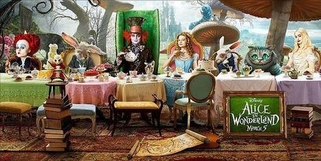 Organiser un anniversaire de petite fille sur le thème d'Alice au pays des merveilles | Fêter Carnaval, jeux, déguisements,.. | Scoop.it