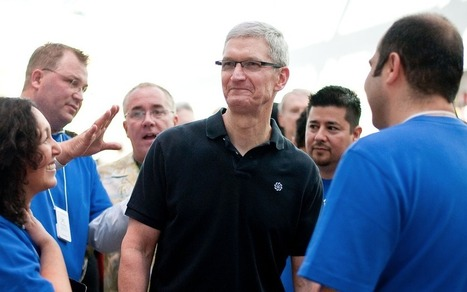 Tim Cook tells employees Apple has 'big plans' for 2014 that 'customers are going to love' | Nerd Vittles Daily Dump | Scoop.it