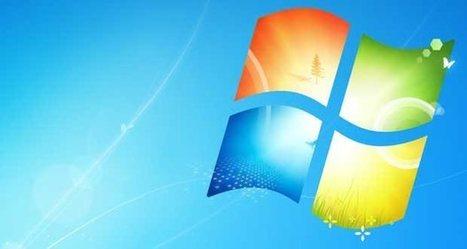 Windows 7, Microsoft arrête sa commercialisation pour imposer Windows 8 ! | Geek & Games | Scoop.it