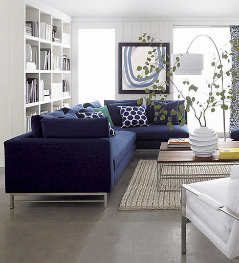 Modern Sectional Sofas for a Stylish Interior | Interior design | Scoop.it