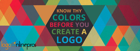 Know Thy Colors Before You Create A Logo | Blog - Logo Online Pros | HOW TO CREATE A MEMORABLE LOGO FOR YOUR BUSINESS | Scoop.it